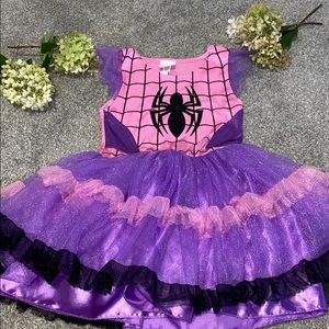 🕷💞Spider girl costume/dress